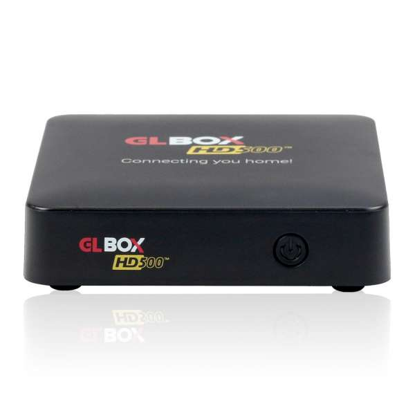 GLBOX HD500 4K UHD IPTV Box Dual Wifi Unlimited Türkisch Persisch