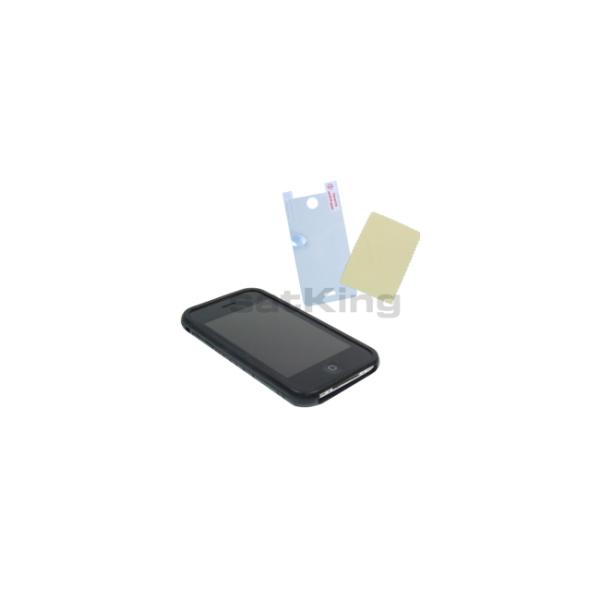 XXX519-SILIKON-CASE-SCHWARZ-IPHONE-3G-3GS-MIT-FOLIE