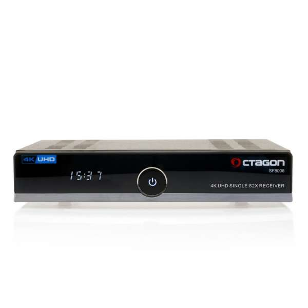 OCTAGON-SF8008-4K-UHD-SINGLE-S2X-RECEIVER-LINUX-E2-SCHWARZ-1